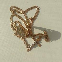 Цепи - Продаю кольцо, цепочку , крестик, 0