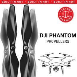 Аксессуары для видеокамер - Пропеллеры DJI Phantom от Master Airscrew 4 шт, 0