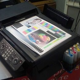 Принтеры и МФУ - Продам принтер epson cx9300f новый с гарантией, 0