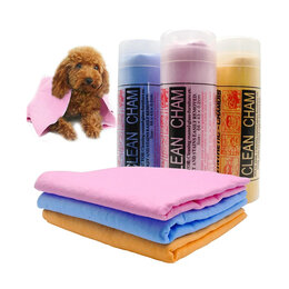 Косметика и гигиенические средства - полотенце для собак, 0