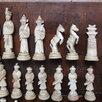 шахматы,кость,старинные,Китай по цене 85000₽ - Настольные игры, фото 1