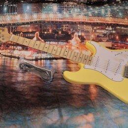 Электрогитары и бас-гитары - Электрогитара Fender Stratocaster, 0