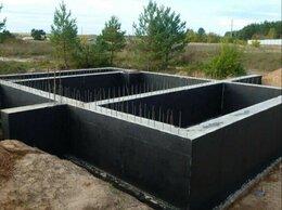 Архитектура, строительство и ремонт - Строительство фундаментов, 0