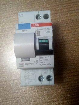 Защитная автоматика - Дифференциальный автомат ABB DSH941C2530vA 25А, 0