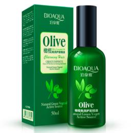 Маски и сыворотки - Масло-флюид для волос с экстрактом оливы, 50мл, 0
