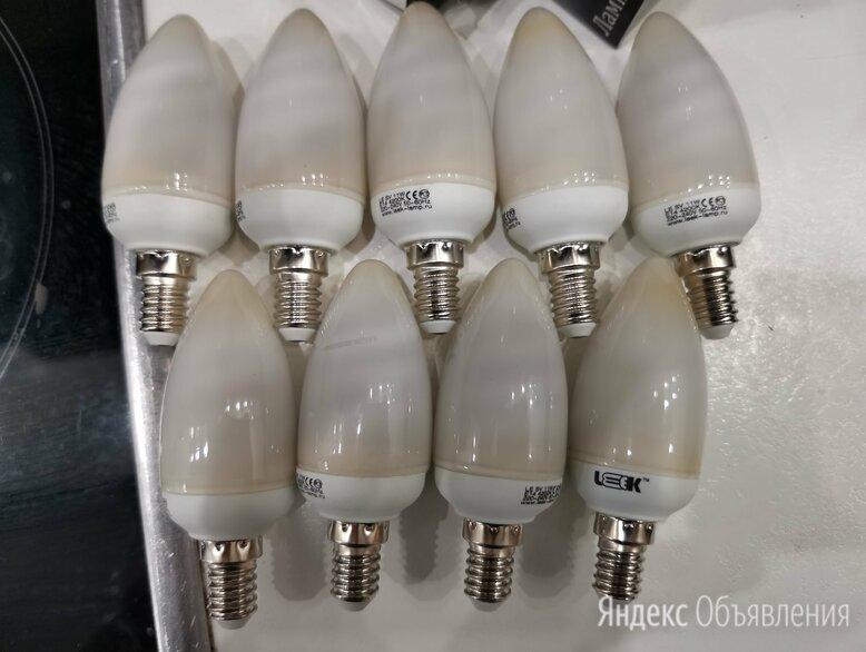 Лампа энергосберегающая leek LE SV 11W NT/E27 (420 по цене 500₽ - Лампочки, фото 0