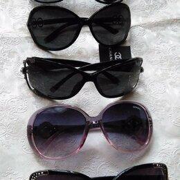 Очки и аксессуары - Эффектные новые солнцезащитные очки, унисекс, 0