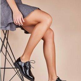 Ботинки - Туфли (оксфорды), 38 размер, новые , 0