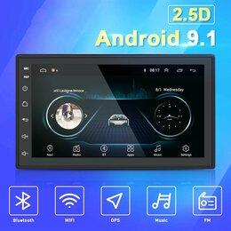 "Автоэлектроника - Автомагнитола android 7"" GPS wi-fi bluetooth, 0"