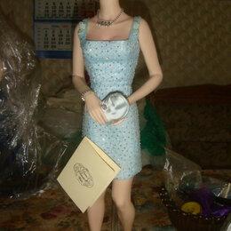 Куклы и пупсы - Кукла фарфоровая Принцесса Диана 2000 год, 0