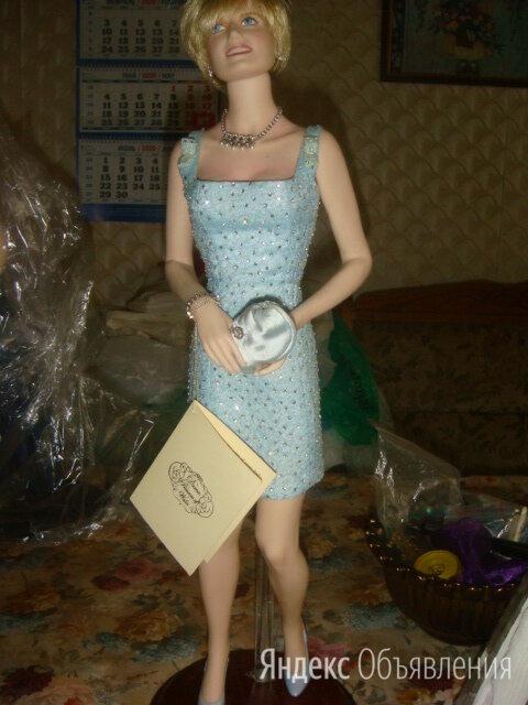 Кукла фарфоровая Принцесса Диана 2000 год по цене 60000₽ - Куклы и пупсы, фото 0