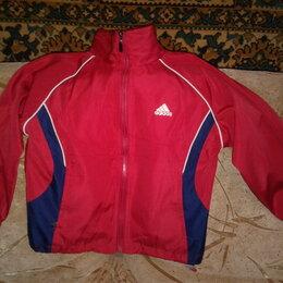 Куртки и пуховики - Ветровка Adidas, 0
