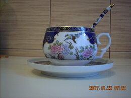 Кружки, блюдца и пары - Чайные пары из Таиланда., 0
