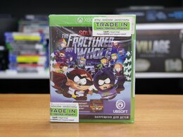 Игры для приставок и ПК - South Park: The Fractured but Whole - Xbox One, 0