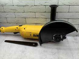 Шлифовальные машины - УШМ DeWalt DWE492-KS, 2200 Вт, 230 мм, 0