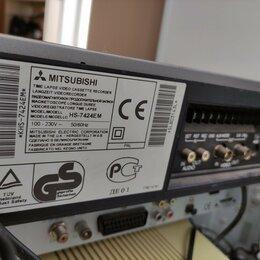 Видеомагнитофоны - Видеомагнитофон Recorder 24H Mitsubishi HS-7424, 0