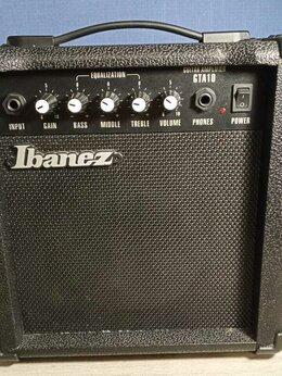 Гитарное усиление - В резерве - Гитарный Комбик Ibanez GTA10 GTA-10.…, 0