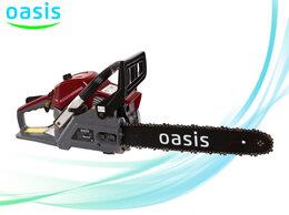 Электро- и бензопилы цепные - Бензопила OASIS GS-4216, 0