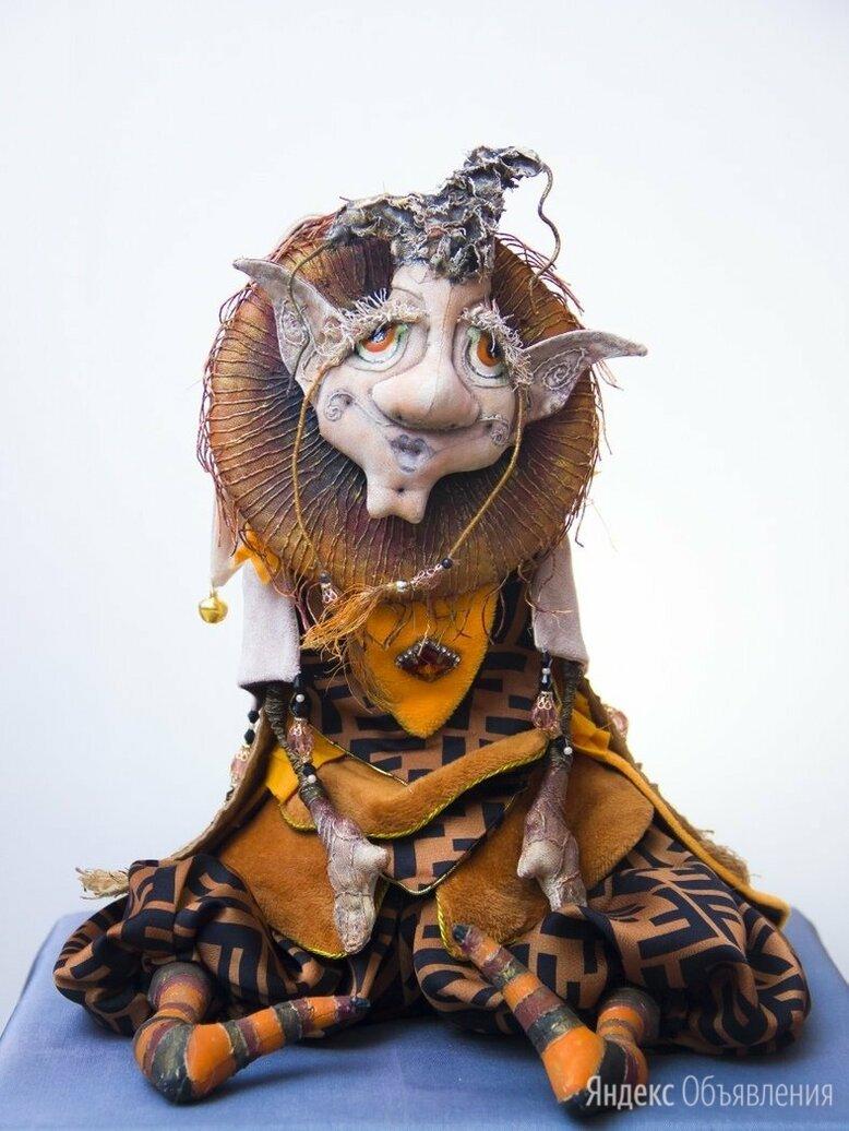 интерьерная кукла по цене 8000₽ - Статуэтки и фигурки, фото 0