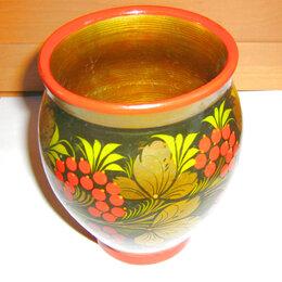 Вазы - Продаю вазу (золотая хохлома), 0