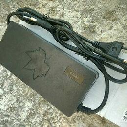 Прочие аксессуары и запчасти - Зарядное устройство Li-ion аккумулятора для электровелосипеда 36V/2A, 0