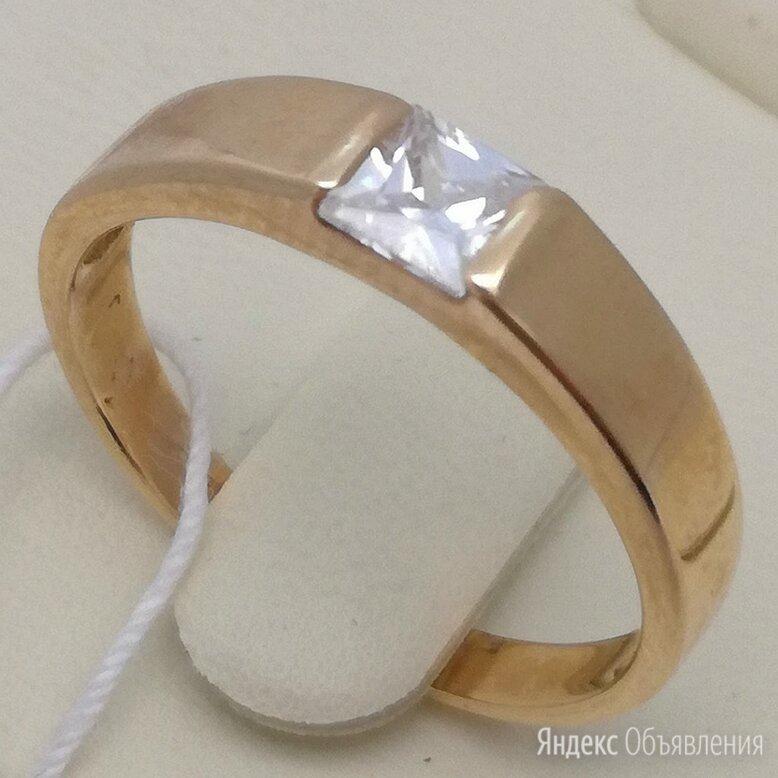 кольцо / размер 17 / 2,61г / золото 585 по цене 7827₽ - Кольца и перстни, фото 0