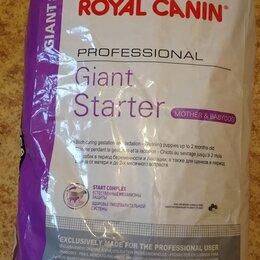 Корма  - Giant Starter 18 кг royal canin , 0