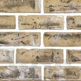 Облицовочный камень - Искусственный камень 150 арт.плитка Старый кирпич (0,5м2), 0
