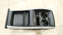 Аксессуары для салона - Консоль заднего сидения BMW X6 E71. турель, панель, 0