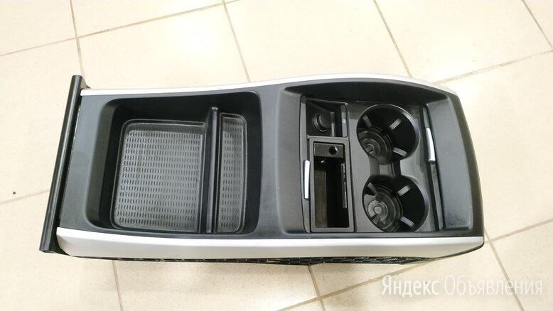 Консоль заднего сидения BMW X6 E71. турель, панель по цене 3500₽ - Аксессуары для салона, фото 0