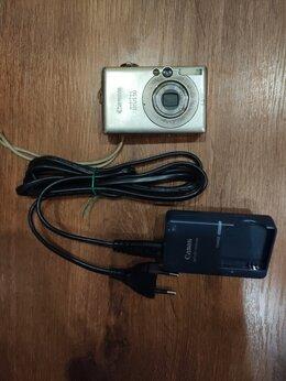 Фотоаппараты - Компактный фотоаппарат Canon ixus 50, 0