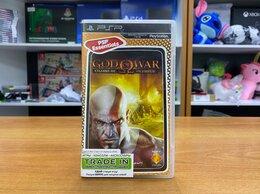 Игры для приставок и ПК - God of War Chains of Olympus - PSP Б.У (Обмен), 0