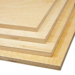 Древесно-плитные материалы - Фанера (1,525х1,525 мм) х 12мм 4/4, 0