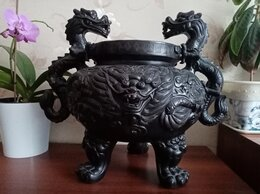 Вазы - Китайская ваза с драконом, 0