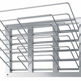 Дизайн, изготовление и реставрация товаров - Полка кухонная для досок ПКД-С-600.240-5-02-Г. 600х236х446 мм, Атеси, 0