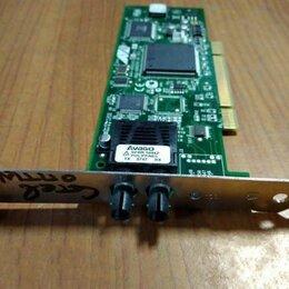 Прочие комплектующие - Сетевая оптическая карта PCI, 0