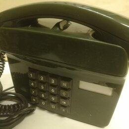 Проводные телефоны - Телефон настольный и настенный FeTap 0111, 0