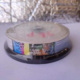 Диски - Мини DVD+RW 1.4GB 30 мин Printable Mirex для печати на диске, 0