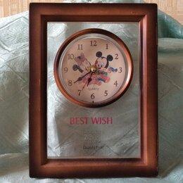 Часы настольные и каминные - часы кварцевые  настольные, 0