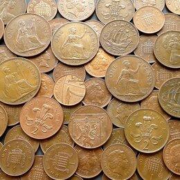 Монеты - Монеты Великобритании, 0