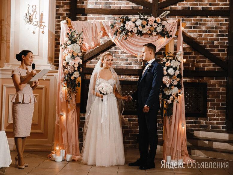 Банкетный зал для свадьбы по цене 3500₽ - Украшения и бутафория, фото 0