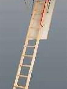 Лестницы и элементы лестниц - Чердачная лестница Fakro Komfort LWK Plus…, 0