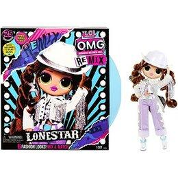Куклы и пупсы - LOL OMG Remix Lonestar, 0