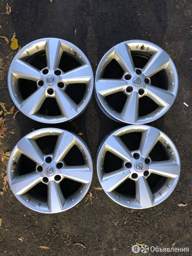 Диски БУ оригинал R17  на Nissan   по цене 4450₽ - Шины, диски и комплектующие, фото 0
