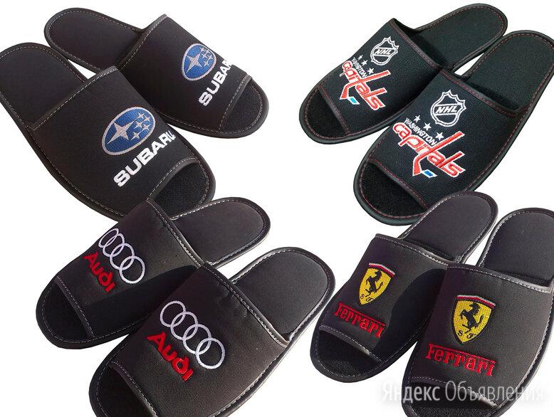 Эксклюзивные тапочки по цене 970₽ - Домашняя обувь, фото 0