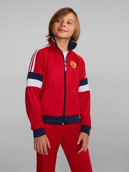 Спортивные костюмы и форма - Детские спортивные костюмы России красные с…, 0