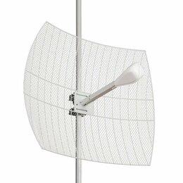 Антенны и усилители сигнала - KNA24-1700/2700 - Параболическая MIMO антенна 24…, 0