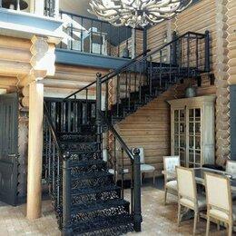 Лестницы и элементы лестниц - Лестница металлическая на заказ, 0