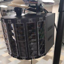 Прожекторы - Светодиодный эффект «бабочки» Bi Ray EL010, 0