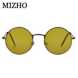 Очки и аксессуары - Солнцезащитные очки MIZUHO желтые, 0
